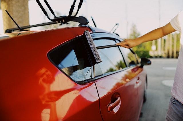 Wie pflege ich mein Auto?