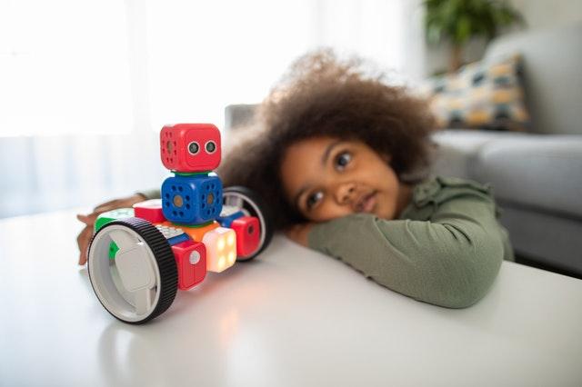 Welche Roboter eignen sich für Kinder?